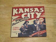 Kansas City / Nicholas Payton Sampler Promo Double CD Verve Records 1996