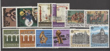 LUXEMBOURG EUROPA LOT 2 DE TIMBRES NEUFS **