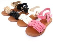 Toddler baby girl cute sandals shoes size 1-12