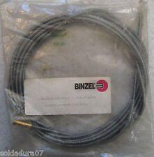 Guide Spiral Liner 2,0 mm 4 mètres Torche BINZEL Welding 122.0036 Soudeur