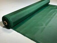 Hunter Green Ballistic 1680D Nylon Fabric Cordura Water Repellent Coated DWR