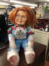 "Childs Play 2 Chucky Good Guy Doll 30"" NO BOX-Broke Foot"
