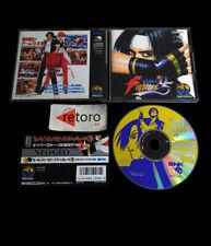 THE KING OF FIGHTERS 95 KOF 95 NEOGEO CD JAP Neo Geo CD SNK Spine