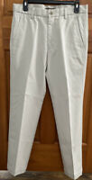 Men's Dockers Pants D1 Slim Fit Flat Front Stone (light beIge) Khakis . 32/30