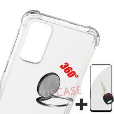 Samsung Galaxy S20 FE 5G Antichoc Silicone Housse Etui Coque + 3D Verre Trempé