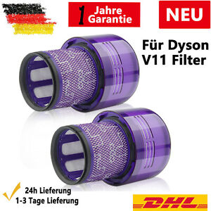 2x Filter Für Dyson V11 Cyclone Absolute Pro Animal Staubsauger Ersatzteile
