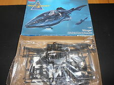 MONOGRAM 3602, 1/20 SEAQUEST STINGER PLASTIC MODEL KIT