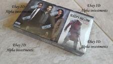 SLEEPY HOLLOW SEASON 1 TRADING CARDS BOX (CRYPTOZOIC 2014)- 1 AUTO & 1 WARDROBE