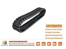 Rubber Track 250x72x45 NIHON FREKI Snow shovel Ditch Witch XT 850 mini excavator