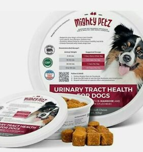 MAX Cranberry for Dogs - Cures & Prevents Painful UTI Urinary Tract Infection