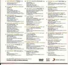 rare DVD PROMO ONLY Balada 80's 70's THALIA Juan Gabriel YA LOSE QUE TE VAS