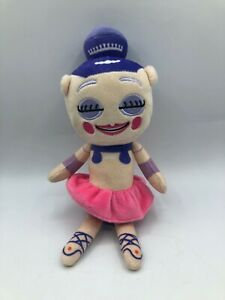 Funko Five Nights At Freddys FNAF Ballora the Ballerina Plush Stuffed Toy Animal