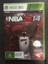 NBA2K14 Xbox 360 Including Manual