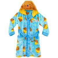 Hey Duggee Dressing Gown | Kids Hey Duggee Bath Robe | Boys Cbeebies Robe