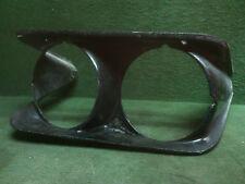 1968 - 1982 Chevrolet Corvette LH driver side original factory headlight bezel