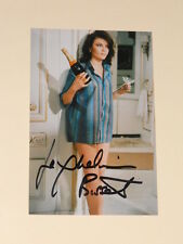 Actress JACQUELINE BISSET Signed CASINO ROYALE 4x6 Photo AUTOGRAPH