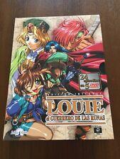 LOUIE EL GUERRERO DE LAS RUNAS EDICION INTEGRAL - 5 DVD - 24 EPISODIOS - 600 MIN