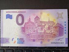 BILLET EURO SOUVENIR 2021-1 ALLEMAGNE MONCHENGLADBACH