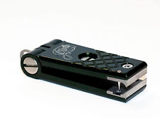 New Abel Fly Fishing Line Nipper Cutter Black Color In Stock!