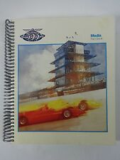2000 Indianapolis 500 Official Media Fact Book Guide Montoya Ganassi Racing