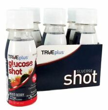 TRUEplus Glucose Shot Mixed Berry 6x2 oz 021292004378YN