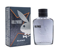 Playboy Hollywood by Playboy 3.4 oz EDT Cologne for Men New In Box
