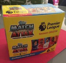 Topps Match Attax Premier League Season 2017/18 Trading Card Game