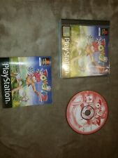 Tombi 2 for Sony Playstation 1 PS1 Game Complete - 3D Adventure - Rare!