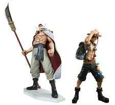 One Piece Neo-DX Edward Newgate & Portgas D. Ace Excellent Model P.O.P. Figures