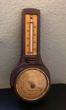 Airguide Vintage Airguide Barometer and Thermometer