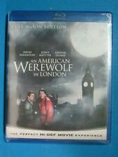 An American Werewolf in London (Blu-ray Disc, 2009, Full Moon Edition Sealed New
