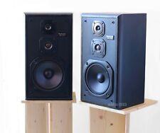 Diffusori TECHNICS SB-CS65 casse STEREO 120 watt bass reflex 3 vie HiFi speakers