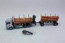 Conrad 77233 Palfinger Epsilon Q17Z mit Doll Kurzholzzug MAN TGS Euro 6 1:50 NEU