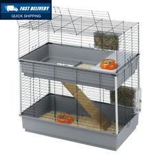 Ferplast Rabbit / Guinea Pig 100 Double Cage -
