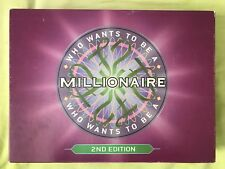 Who Wants To Be A MIllionaire?  2nd Edition Board Game