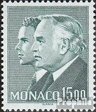 Monaco 1786 (complete issue) unmounted mint / never hinged 1986 Postage stamp