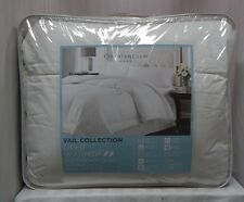 Charter Club Vail Light Warmth Level 2 European White Goose KING Down Comforter