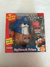 Transformers Mr. Potato Head Optimash Prime