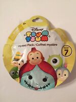Disney Tsum Tsum Series 7 Blind Mystery Pack New Never Opened Sealed Package