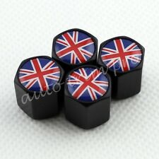 Dust Cap Accessories Tire Tyre Valve For United Kingdom Britain UK National Flag