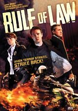 RULE OF LAW JOHN BRODY CIRCUS SZALEWSKI ADAM CARDON NEW SEALED DVD FREE SHIPPING