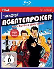 Blu-ray - Agentenpoker (Hopscotch) * Komödie Walter Matthau HD-Qualität Pidax