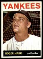 1964 Topps Roger Maris New York Yankees #225