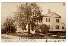 VT - BENNINGTON VERMONT RPPC REAL PHOTO Postcard HOUSE BUILT IN 1795