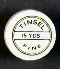 Fine Tinsel 15 yards