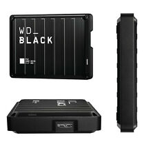 Western Digital WD 2TB 4TB 5TB Black P10 Game HDD Portable External Drive PS