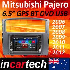 """6.5"""" Mitsubishi Pajero 2006-2013 DVD Player Stereo GPS Navigation Radio BT USB"""