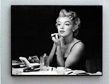 Marilyn Monroe Makeup Mirror Framed Vintage Photo 8.5 X 11 Giclée Print