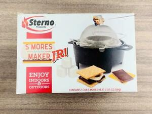 Sterno S'mores Maker Jr - Use  Indoor & Outdoor Brand New Free Shipping