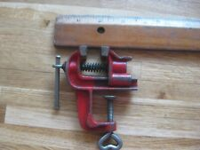 small vintage hobby / jewellers vice